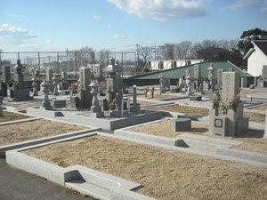 神戸市西区にあるお墓、小束野墓地