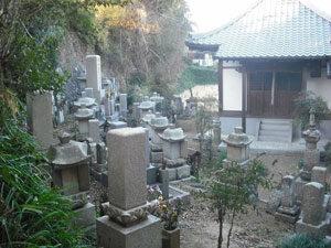 神戸市西区にあるお墓、黒田墓地