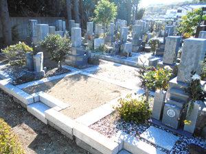 神戸市垂水区にあるお墓、多聞寺墓地