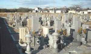 神戸市西区にあるお墓、紫合墓地