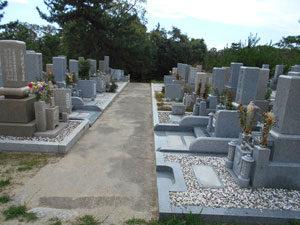 神戸市垂水区にあるお墓、普照院舞子墓地