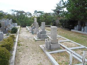 神戸市垂水区にあるお墓、範国寺舞子墓地