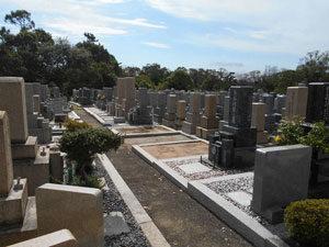 神戸市垂水区にあるお墓、法界寺舞子墓地