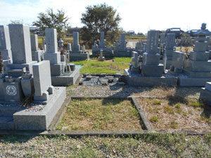 神戸市西区にある墓地、池下墓地