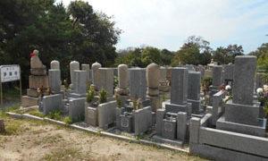 神戸市垂水区にあるお墓、浄業寺舞子墓地