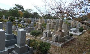 神戸市垂水区にあるお墓、恵林禅寺舞子墓地