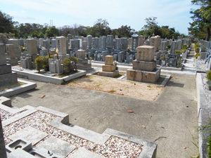 神戸市垂水区にある墓地、柳泉寺舞子墓地