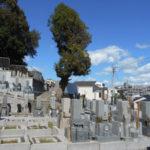 神戸市垂水区にある墓地、塩屋墓地