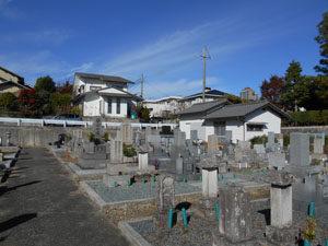 神戸市北区にあるお墓、馬場墓苑