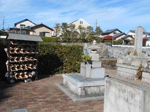 神戸市北区にあるお墓、西岡場霊園