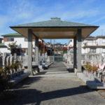 神戸市北区にあるお墓、結場墓苑