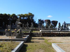 神戸市北区にある霊園墓地・お墓、深谷墓地