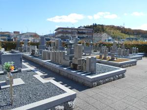 神戸市北区にある霊園墓地・お墓、才谷墓地