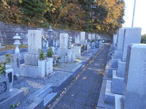 神戸市北区にあるお墓、数合谷墓苑