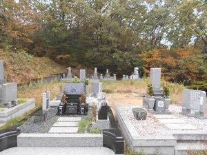 神戸市北区にあるお墓、山田町福地墓地