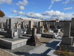 神戸市北区にある霊園墓地・お墓、柳谷墓地