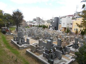 神戸市西区にあるお墓、有瀬共同墓地