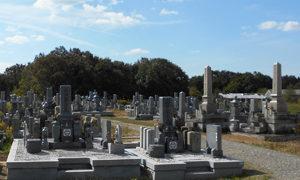 神戸市西区にあるお墓、宝勢共同墓地