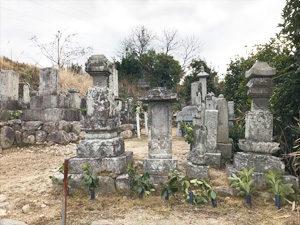 神戸市北区にあるお墓、有野共同墓地